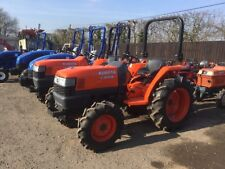 Kubota L3408 4x4 Compact tractor / Mint condition