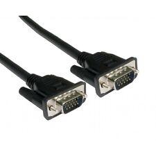 10 Metros calidad premium vga-svga 15 pines cable macho a macho