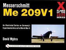 Messerschmitt Me 209V1 (X Planes Of The Third Reich) Luftwaffe WWII Fighter