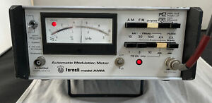 Farnell AMM Automatic Modulation Meter