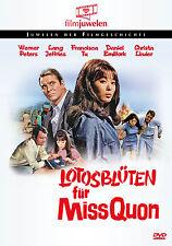 Lotosblüten für Miss Quon - Regie: Jürgen Roland - Lotusblüten - Filmjuwelen DVD