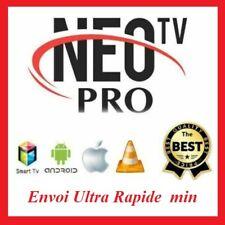 ⭐⭐⭐⭐⭐ 🔥 NEO TV PRO 2 🔥 LE MEILLEUR DU MONDE 🔥 12 MOIS 🔥Multi-Format 🔥FHD 🔥