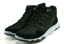 Teva Arrowood NWOB $150 Men's Mid Waterproof Hiking Boots Size 8 Black Gray