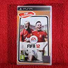 FIFA 12 - SONY PSP ~ Czech packaging - English gameplay Brand New & Sealed