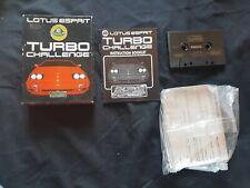 LOTUS ESPRIT TURBO CHALLENGE Amstrad CPC 464 Cassette Game