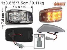 HINO 500 RANGER Side Lamp TRUCK 2003 LED White Pro BN (2PC/SET)