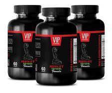 wellness formula 180 capsules FERTILITY COMPLEX NATURAL FORMULA damiana tea - 2B