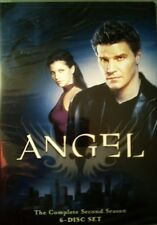 ANGEL The COMPLETE SECOND SEASON 22 Episodes + Lots of Special Features SEALED