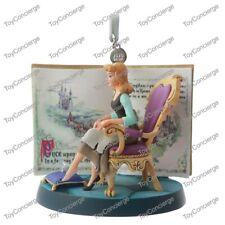 Disney Store Sketchbook Ornament - 2020 - Cinderella - Nwt