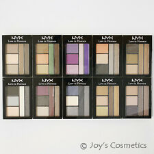 """3 NYX Love in Florence eye shadow palette """"Pick Your 3 Color"""" *Joy's cosmetics*"""