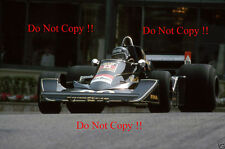 JACKY ICKX WOLF Williams fw05 MONACO GRAND PRIX 1976 fotografia 5