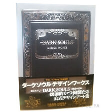 Dark Souls Design Works Japanese Edition Illustration Art Book NEW