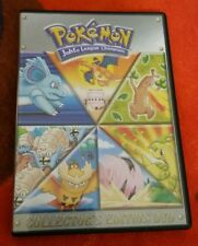 Rare Promotion Use Only - Pokemon Johto League Champions Collector's Edition DVD