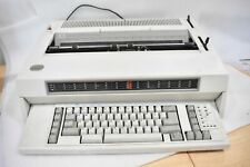 IBM 6783 WHEELWRITER 10 SERIES 2 TYPEWRITER