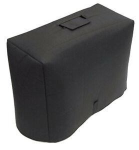 "Meteor Mini-15 Amp Cover - 1/2"" Padding, Black, Made in USA by Tuki (mete005p)"