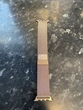 Apple Watch Milanese Loop Band (44mm) Gold Brand New