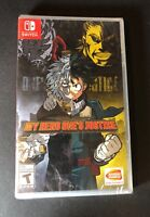 My Hero One's Justice (Nintendo Switch) NEW