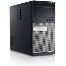 Dell Optiplex 990 MT Desktop Computer Intel i5-2500 1TB HDD 8GB RAM Windows 10