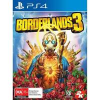Borderlands 3 w/ Gold Weapon Skin Pack *FREE Next Day Post from Sydney* PS4 Game