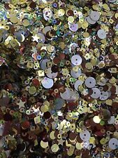 Glitterexpress Sequin Mix Crafts, Scrap book, Schools Glitters 100g Bags