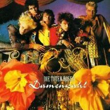 DIE TOTEN HOSEN - DAMENWAHL CD REMASTERED NEW+