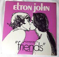 Elton John Friends Soundtrack LP ABC Records 1971