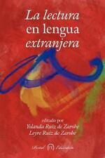 La Lectura en Lengua Extranjera (2011, Paperback)