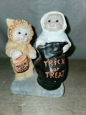 Kristin '96 Dreamsicles Cast Art Halloween Trick or Treat Figurine 5� T No Box
