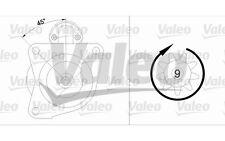 VALEO Motor de arranque 3,1kW 12V LAND ROVER RANGE DISCOVERY 88/109 436052