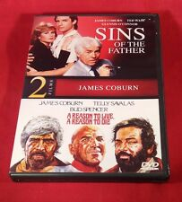 Sins of the Father/A Reason to Live A Reason to Die (DVD, Double Feature)