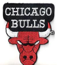 Chicago Bulls Aufnäher Patch Aufbügler USA Basketball NBA NEU