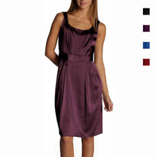 Scoop Neck Dry-clean Only Sleeveless Dresses for Women