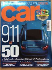 Car Magazine - August 2013 - Jag C-X75  Maserati Ghibli Merc CLA45 Golf GTD