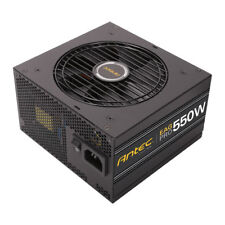 Antec EA550G PRO EarthWatts 550W PSU - Semi-Modular, 80+ Gold, Continuous Power