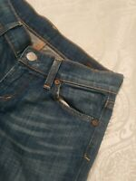 Citizens of Humanity Flare Distressed Denim Jeans Size 25