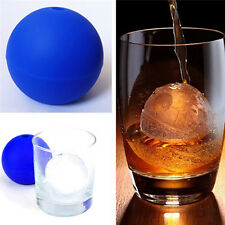 Ice Cube Star Wars Death Star Silicone 3D Food Mould Tray Round Ball Sphere DIY