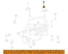 TOYOTA OEM 08-13 Highlander Front Door-Black Out Tape Left 759220E030