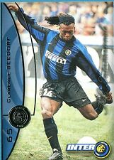 Figurina INTER CARDS 2000 DS n. 65 CLARENCE SEEDORF
