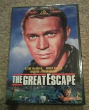 The Great Escape Dvd Brand New Sealed Steve Mcqueen Mgm Widescreen 2005