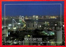 JAPON CARTE POSTALE TOKYO BAY SIDE