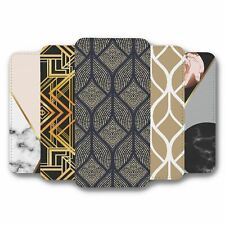 For Samsung Galaxy S10 Flip Case Cover Geometric Collection 8