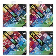 Dropmix Rock, Pop, Hip-Hop & Electronic Playlist Card Packs (All 4) Hasbro