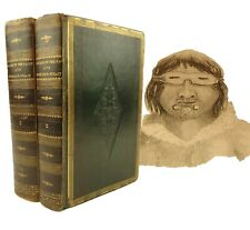 1831 Narrative of a Voyage to the Pacific and Beering's Strait, Beechey. Colburn