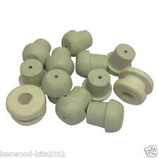 KENWOOD CHEF & MAJOR A700, 700A, 700B & 700D RUBBER FEET(10) & CABLE GROMMETS(2)