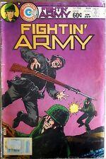 FUMETTO FIGHTIN'ARMY  NO.156 CHARLTON COMICS GROUP 1982