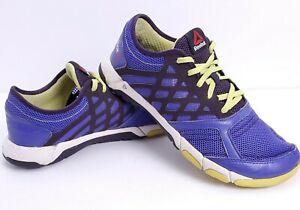 Reebok Women Sz 10 One Trainer 2.0 F48 Crossfit Training Shoes Purple M40566 S09