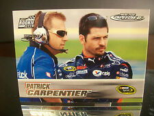 Patrick Carpentier #10 Life Lock Press Pass Speedway 2008 Rookie Card #13