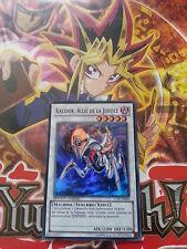 Carte Yu-Gi-Oh! Kalidor, Allié de la Justice CT10-FR006 VF / catastor ally of