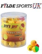 3 x Pro's Pro Tennis Ball Damper Shock Absorber Vibration Dampener