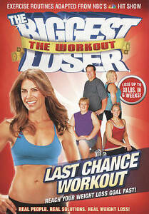 The Biggest Loser: The Workout - Last Chance Workout -- 24HR SHIP + TRACKING #